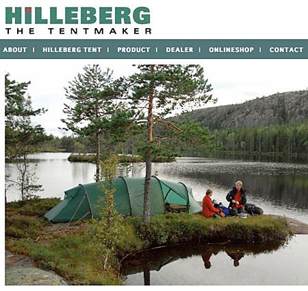 ヒルバーグオフィシャルサイト