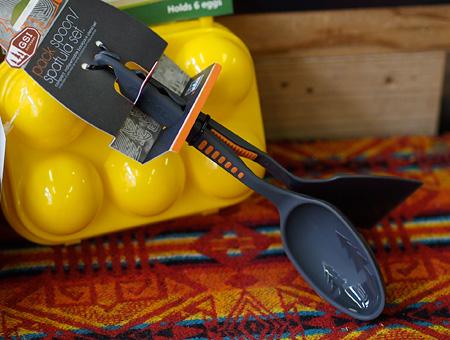 GSI Outdoors Pack Spoon Spatula Set